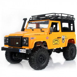 Land Rover Defender...
