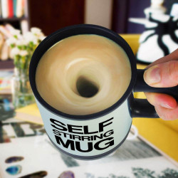 Self stirring Coffee mug...