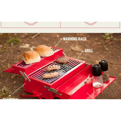 Barbeque tool box - De...