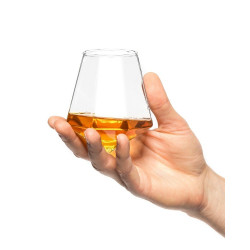 Diamant Whiskey glas
