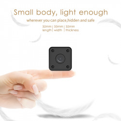 HD WIFI Mini IP camera met...