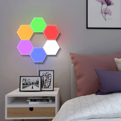 Modulaire Hexagon Touch LED...