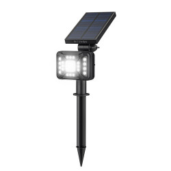 Outdoor LED lamp met...